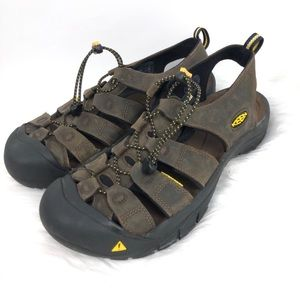 Keen Newport sandals leather waterproof hiking